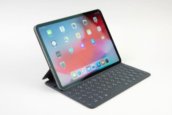 新型iPad Pro 2018 レビュー