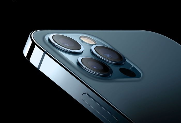 iPhone 12 カメラ