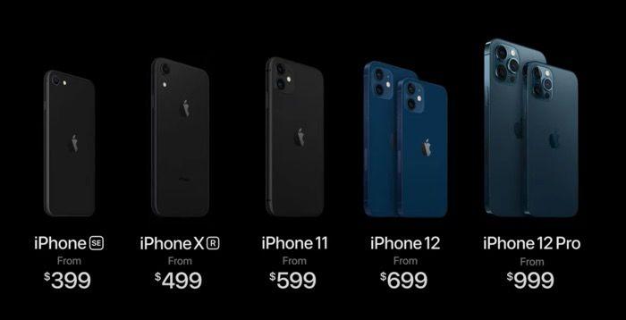 iPhone 12 発売日