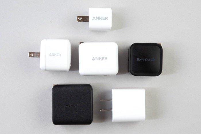 【iPhone 充電器の選び方】20Wの充電器