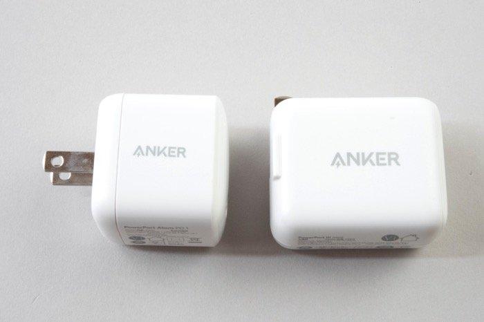 【iPhone 充電器の選び方】Anker PowerPort Atom PD 1/III mini
