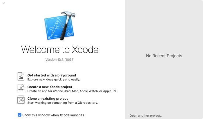 Xcode スクショの撮り方