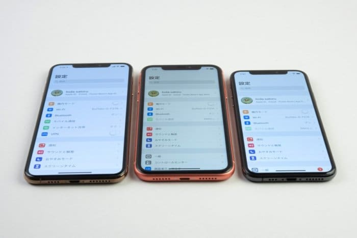 iPhone XR レビュー