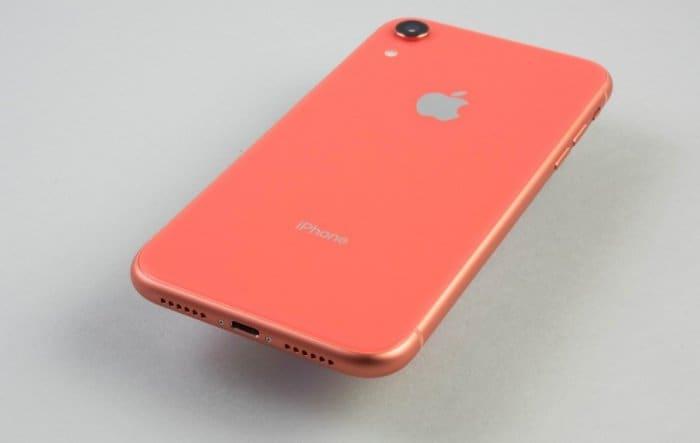 iPhone XR レビュー