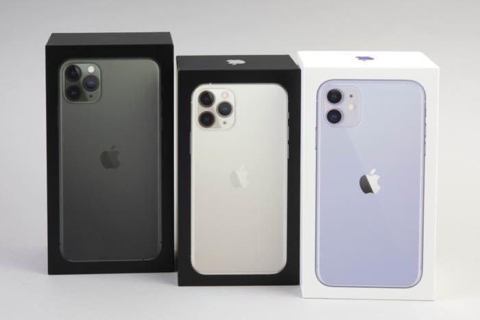 iPhone 11 iPhone 11 Pro iPhone 11 Pro Max
