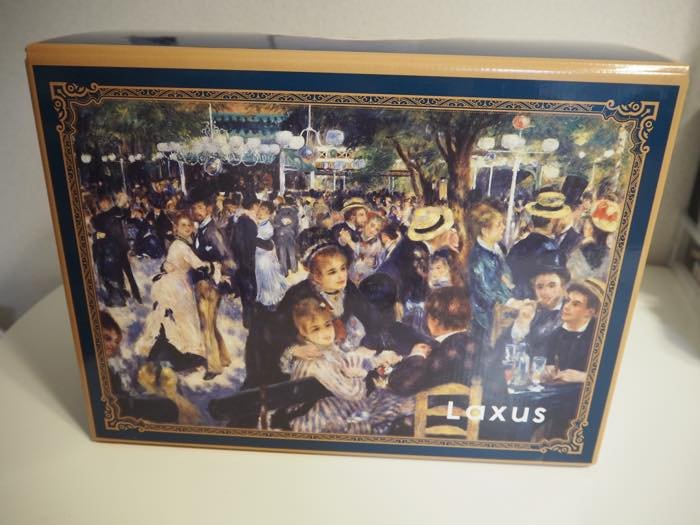 ラクサス(Laxus)外箱