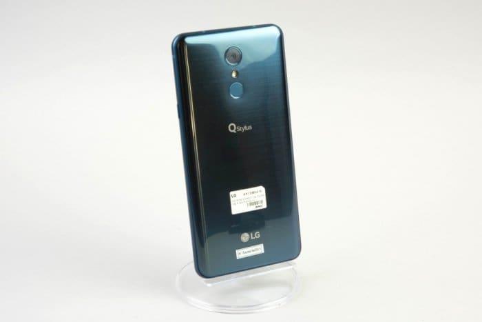 LG Q Stylus レビュー