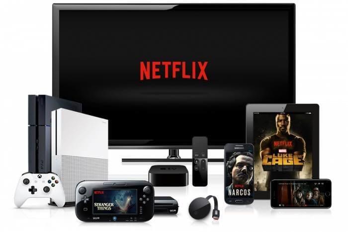 Netflix ネットフリックス レビュー