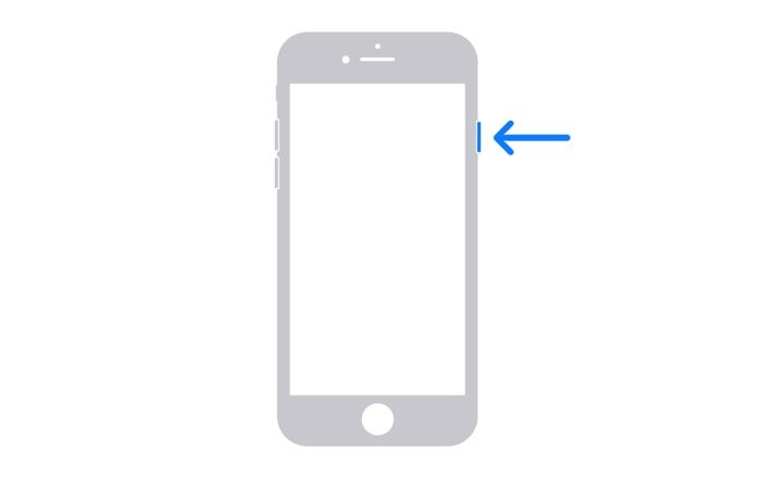 iPhoneアプリ 待機中 再起動