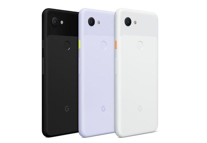 Pixel 3a/Pixel 3a XL
