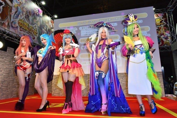【速報版】東京ゲームショウ2017を彩るコンパニオン写真集