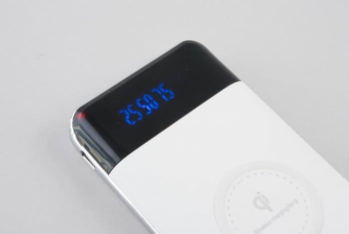 ワイヤレス モバイルバッテリー