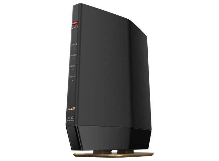 Wi-Fiルーター WSR-5400AX6