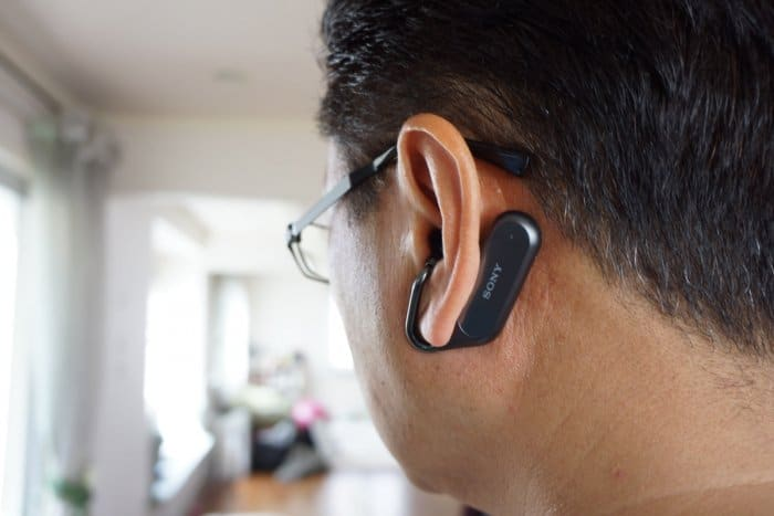 Xperia Ear Duo レビュー