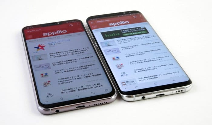 Zenfone5 レビュー