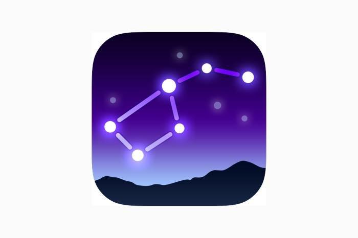 手軽に天体観測、気になる星の知識も深まる「Star Walk 2」