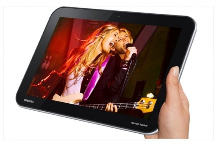 REGZA Tablet AT703