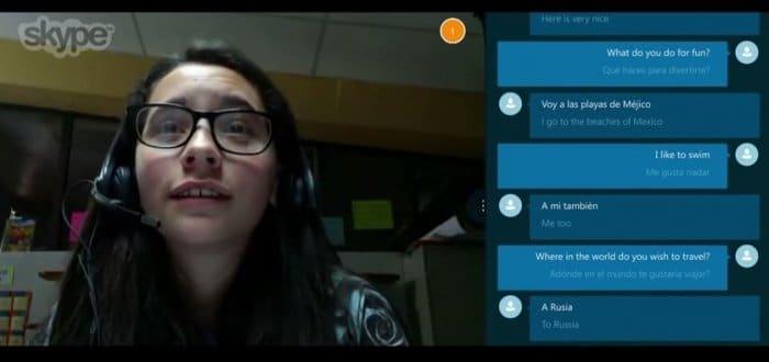 Skype Taranslator