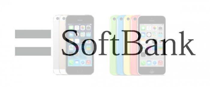 SoftBank iPhone