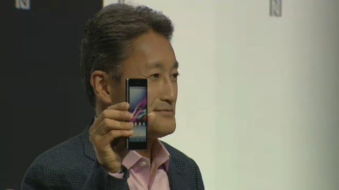 Sony平井社長「Xperiaでスマホ世界3位に」 日本・欧州を重視