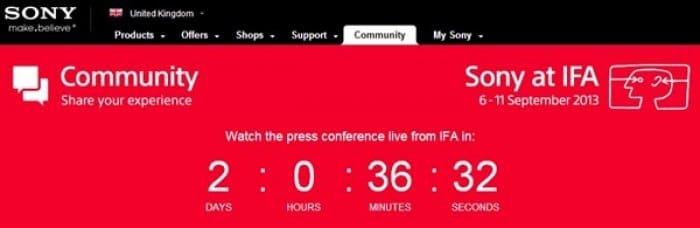 Sony、「Xperia Honami(Z1)」やレンズカメラ「Smart Shot」の発表イベントを9月4日にライブ配信