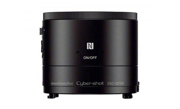 Smart Shot DSC-QX100 Black