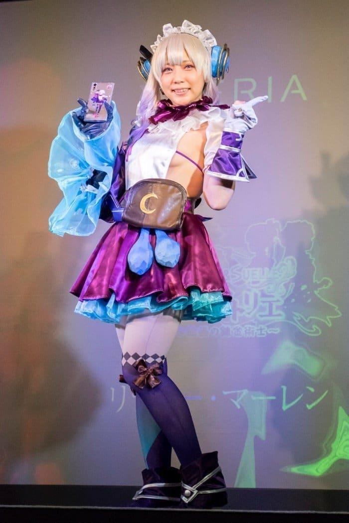 東京ゲームショウ2017 コンパニオン写真ギャラリー