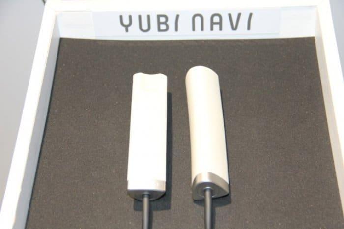 ドコモ YUBI NAVI