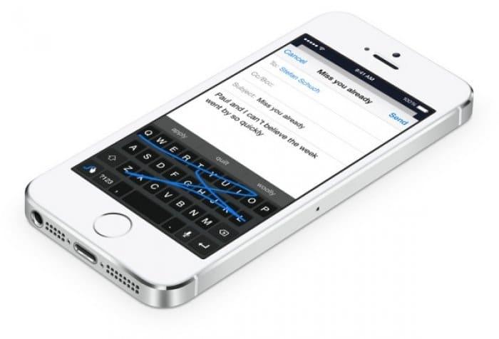 サードパーティ製のキーボードアプリ