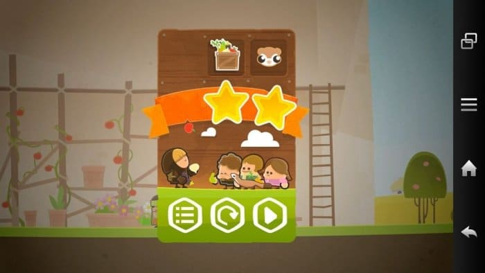 Tiny Thief - iPhone Android ゴール
