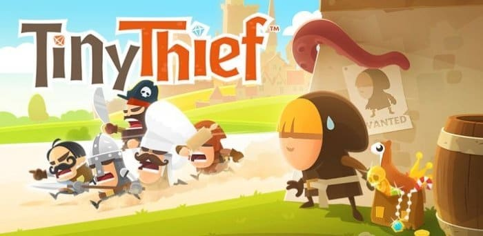 Tiny Thief - iPhone Android