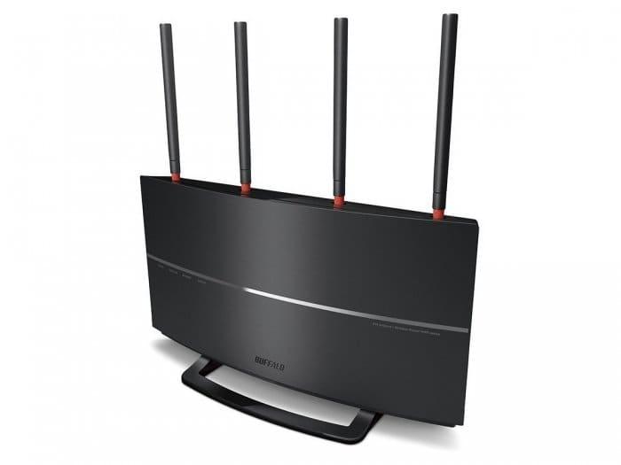 BUFFALO製Wi-Fiルーター「WXR-2533DHP2」