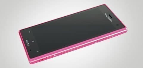 Xperia acro HD SO-03D