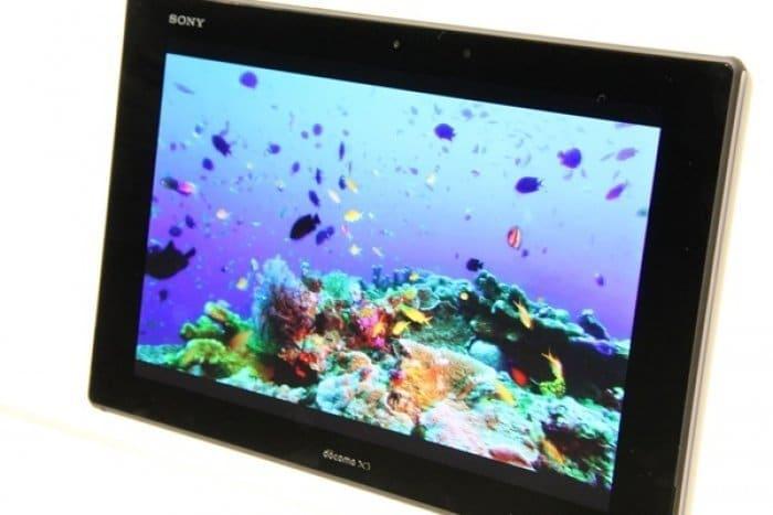 Xperia Z2 Tablet SO-05F