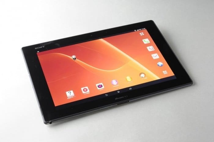 Xperia Z2 Tablet SO-05F