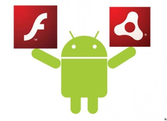 Android向け「Flash Player」最新版のインストール方法