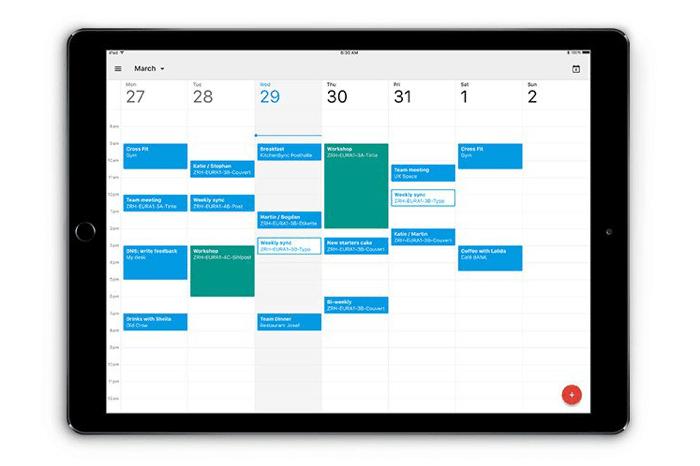 ようやくiPad向け「Googleカレンダー」がリリース