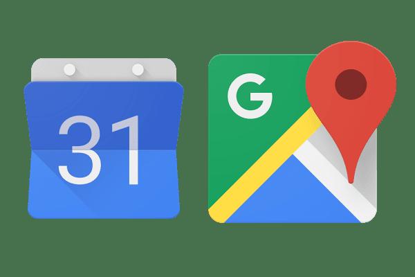 グーグル、カレンダーの予定をマップで確認可能に【Android】