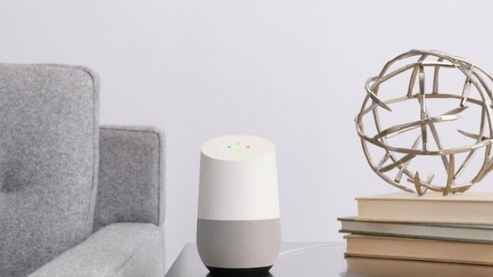 グーグル、スマートスピーカー「Google Home」を国内発売 価格は1万4000円