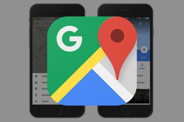 Googleマップに駐車位置の保存機能が追加