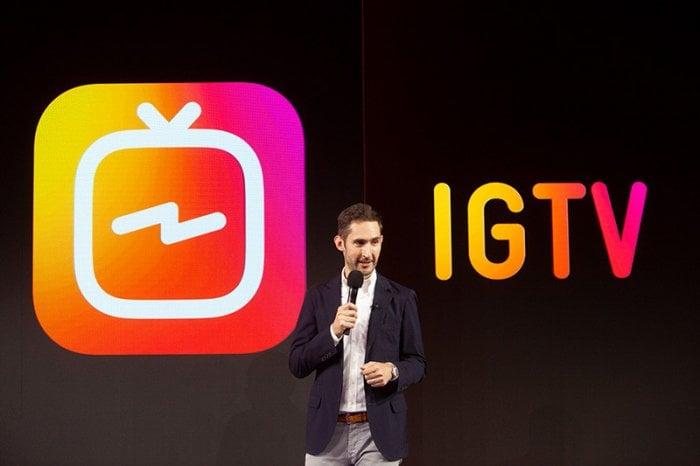 インスタグラム、最長60分の動画投稿・視聴アプリ「IGTV」をリリース Instagramアプリからも見られる