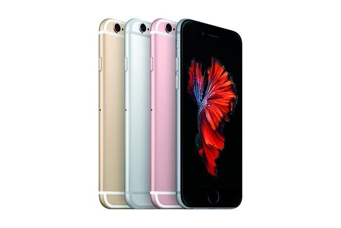iPhone 6s カラーバリエーション