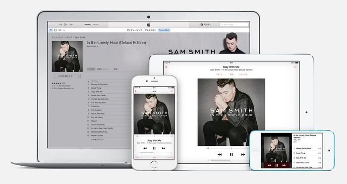 iPhoneに音楽・曲を同期(転送)する方法、同期できない時の対処法も