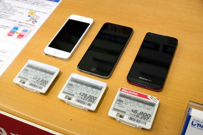中古iPhoneやスマホの買取査定をダウンさせず、上手に売るポイントとは
