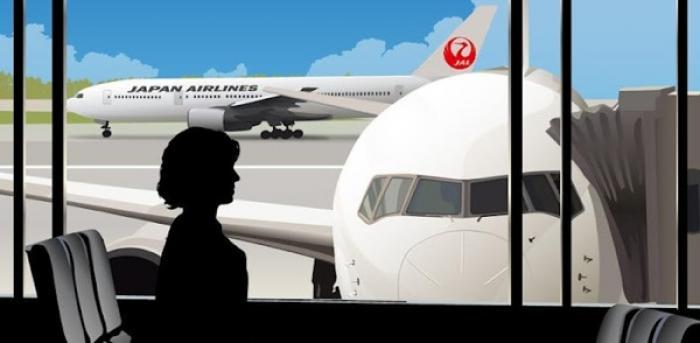 JALが「JALタッチ&ゴー」アプリをリリース、国内線の飛行機への搭乗が簡単に
