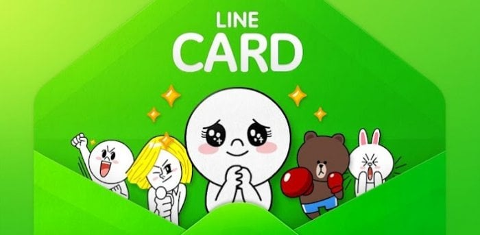 LINE Cardアプリの使い方