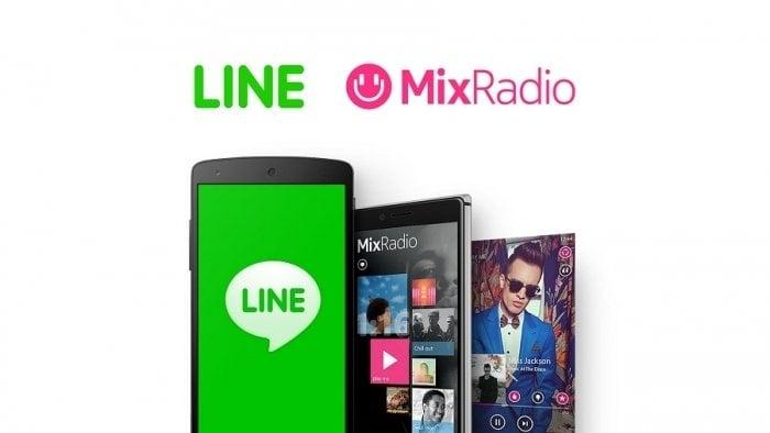 LINE、買収後1年余りで音楽配信サービス「MixRadio」を終了