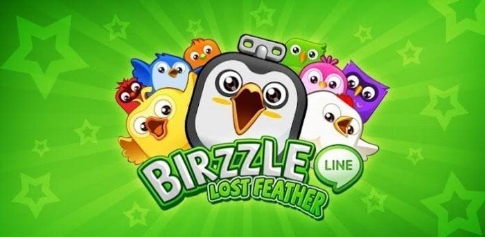 LINEの連携ゲームアプリ「LINE Birzzle」が登場、コインや友だち招待の新機能のほか限定スタンプ提供も