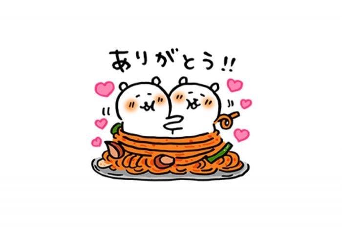 【LINE無料スタンプ】『食べログ×自分ツッコミくまコラボスタンプ』が登場、配布期間は3月12日まで