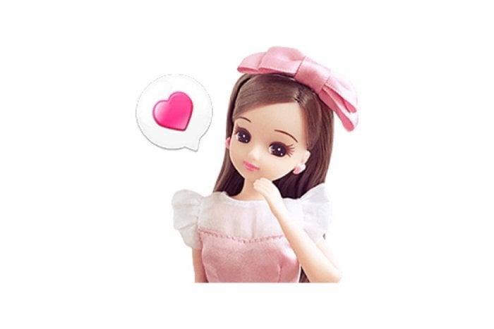 【LINE無料スタンプ】『LINE プレイ×リカちゃん』が登場、配布期間は1月7日まで